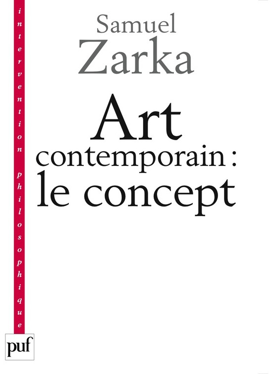 art contemporain : le concept